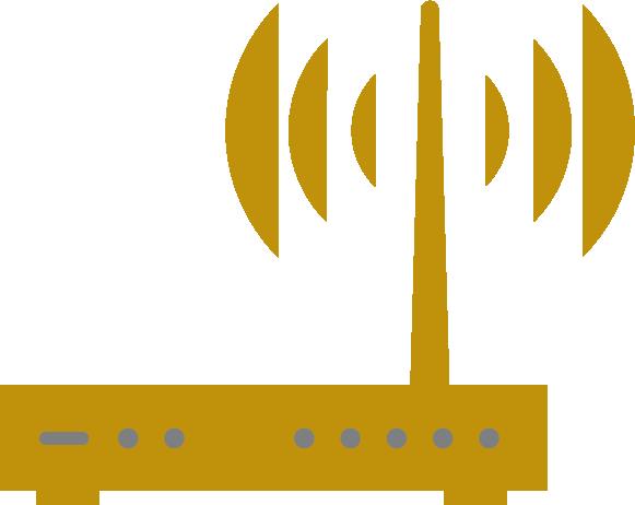 wifi lan gold